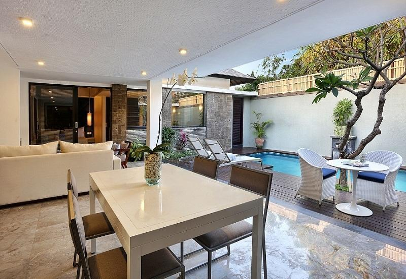 Peppers Seminyak - 2 Bedroom Pool Villa