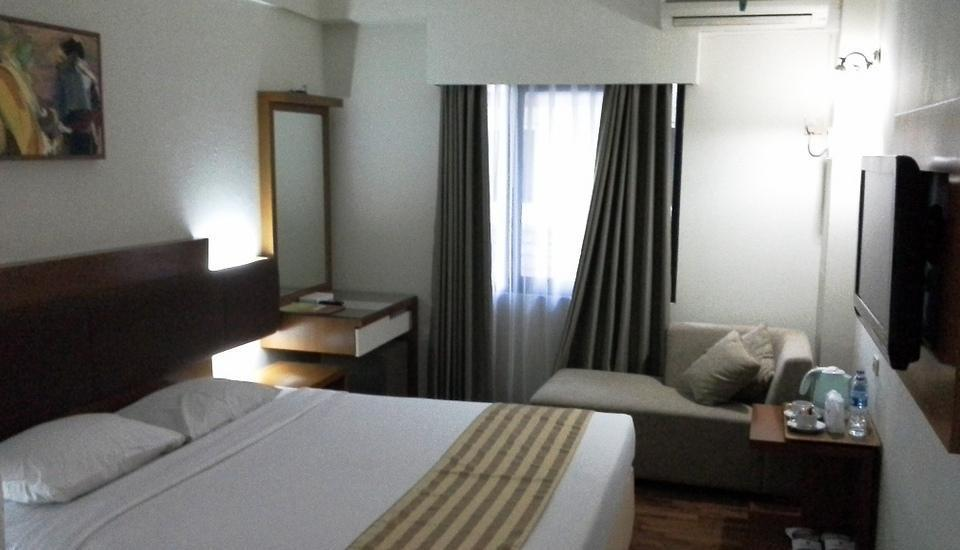 Mega Proklamasi Hotel Jakarta - Deluxe (06/Jan/2014)
