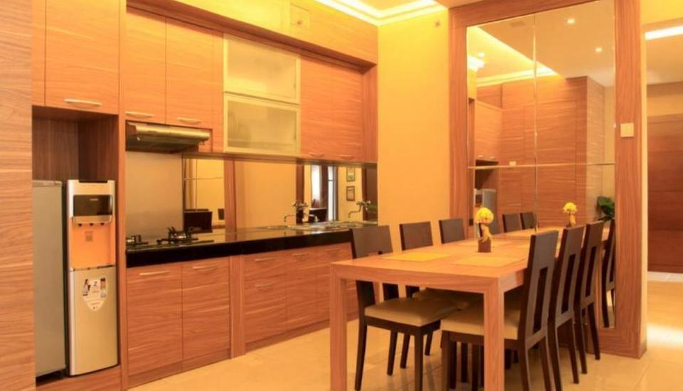 Daily Home Apartment Bandung - Interior