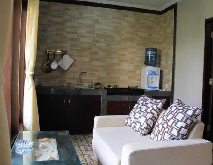 Odah Guest House Bali - Ruang tamu