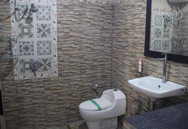 Odah Guest House Bali - Kamar mandi