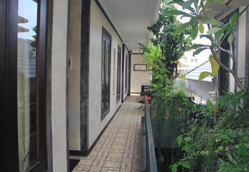 Odah Guest House Bali - Koridor