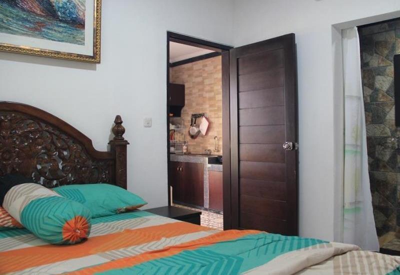 Odah Guest House Bali - Kamar tamu