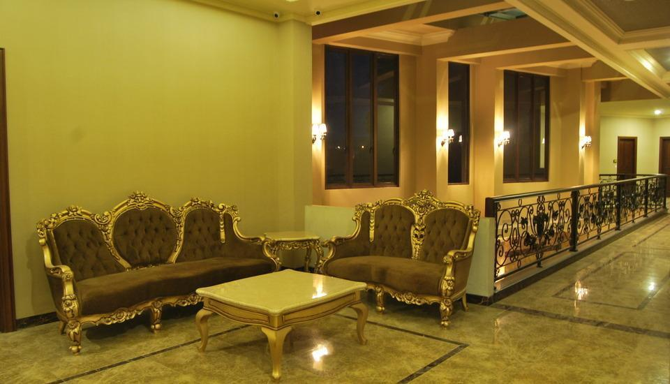 Apple Green Hotel Malang - Interior
