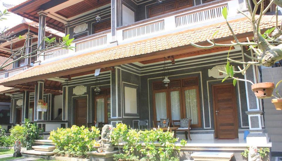 Sagitarius Inn Bali - bangunan