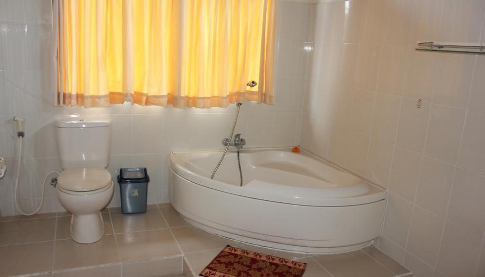 Sagitarius Inn Bali - Toilet D