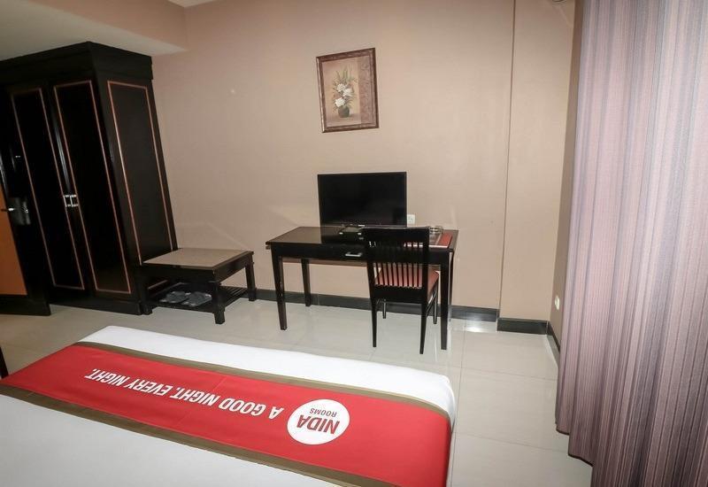 NIDA Rooms Pantai Indah Emporium Pluit - Kamar tamu