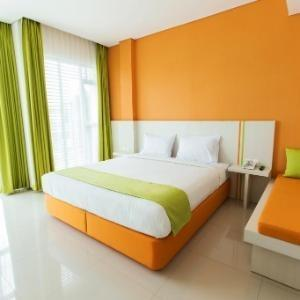 Dbest Express Hotel Bandung - Executive Room With Breakfast Regular Plan