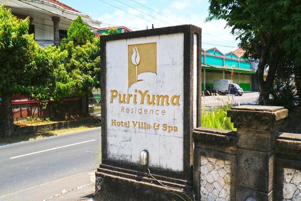 Puri Yuma Hotel & Villa Bali - Sign Board