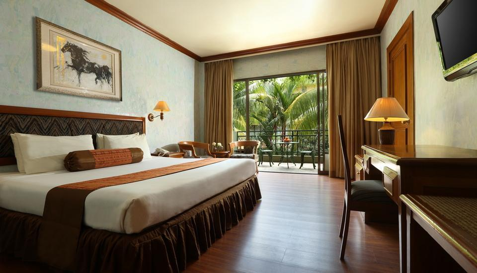 Goodway Hotel Batam - Grand Deluxe Room  Special Promo 15% OFF