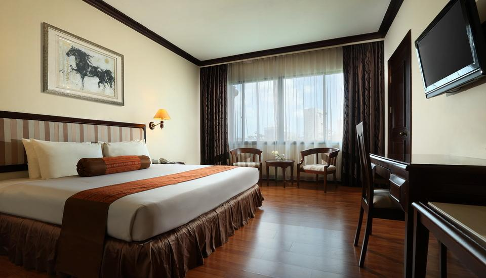 Goodway Hotel Batam - Deluxe King Room Regular Plan