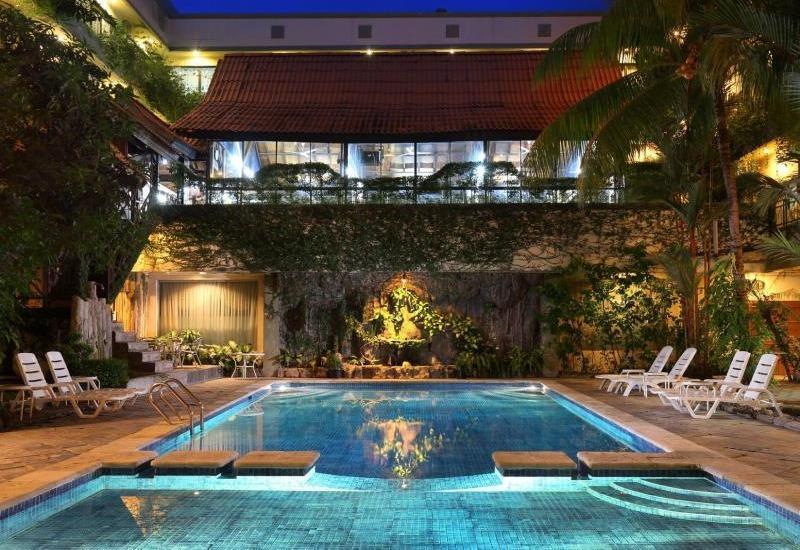 Goodway Hotel Batam - KOLAM RENANG