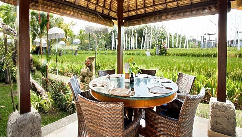 Bebek Tepi Sawah Ubud - Restoran