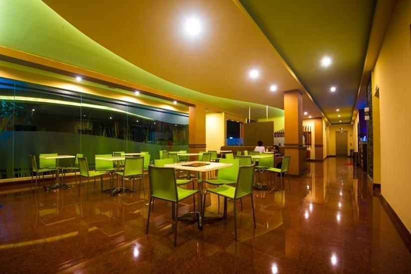 City Hotel Mataram - Restoran