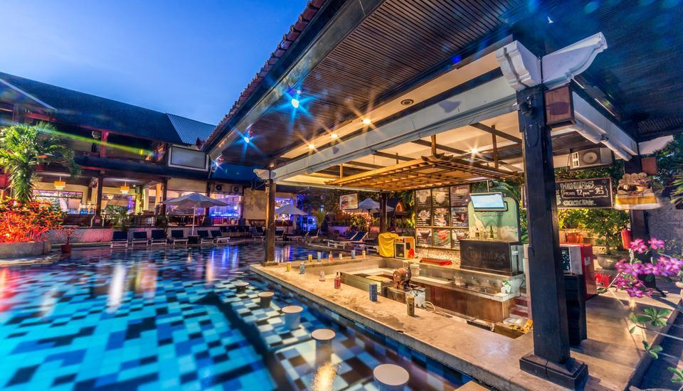 Grand Istana Rama Bali - Bar Kolam Renang Ayodya