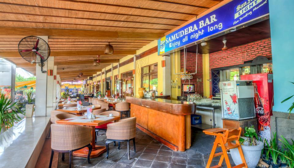 Grand Istana Rama Bali - Restoran Samudera