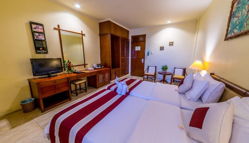 Grand Istana Rama Bali - Kamar Standar dengan tempat tidur twin