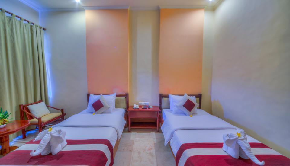 Grand Istana Rama Bali - Kamar Superior Upper Floor