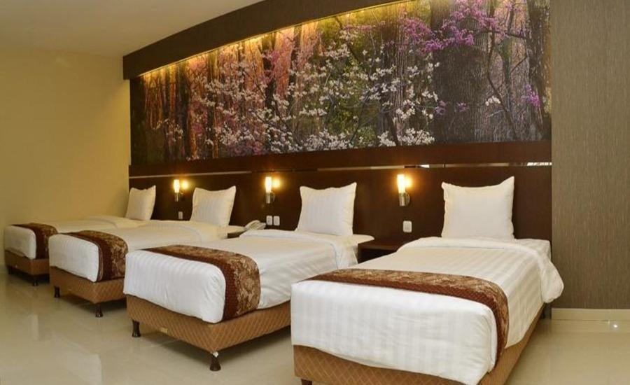 Bess Resort & Waterpark Malang - Deluxe Quarted Room BeSS Sunshine