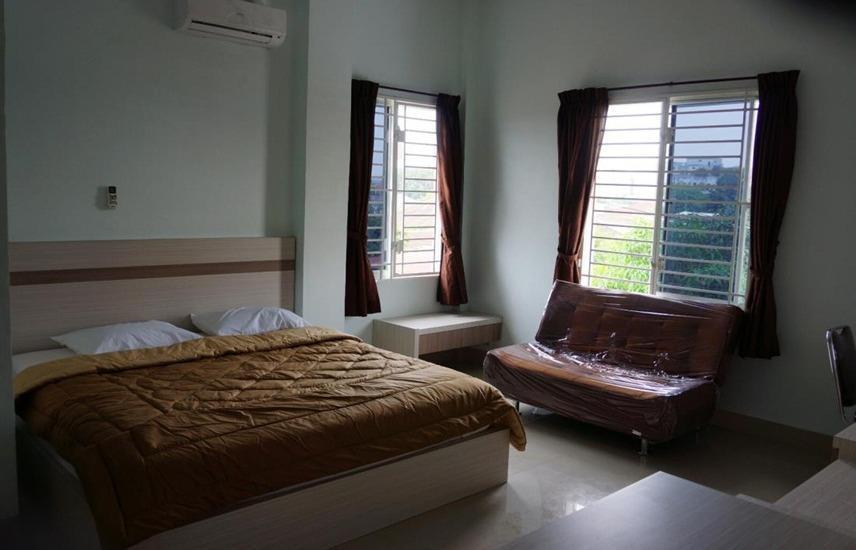Ayahanda Residence Syariah Medan - Kamar tamu