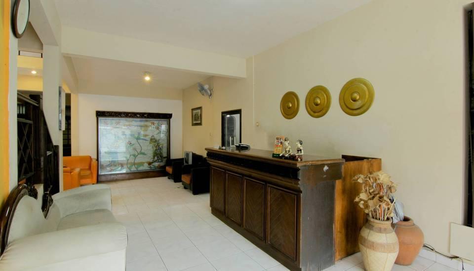 Emdi House Yogyakarta - Reception