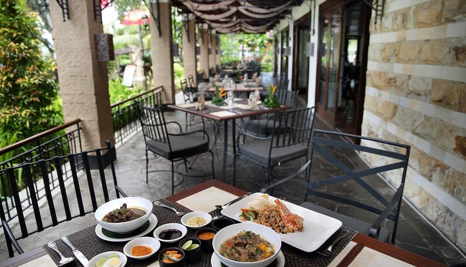 Prama Sanur Beach Bali Hotel Bali - hidangan