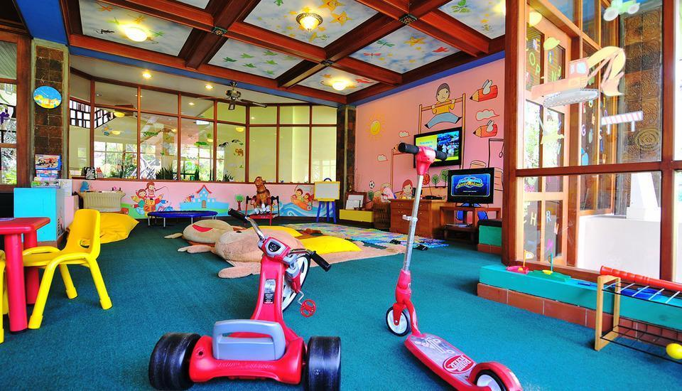 Prama Sanur Beach Bali Hotel Bali - klub anak-anak