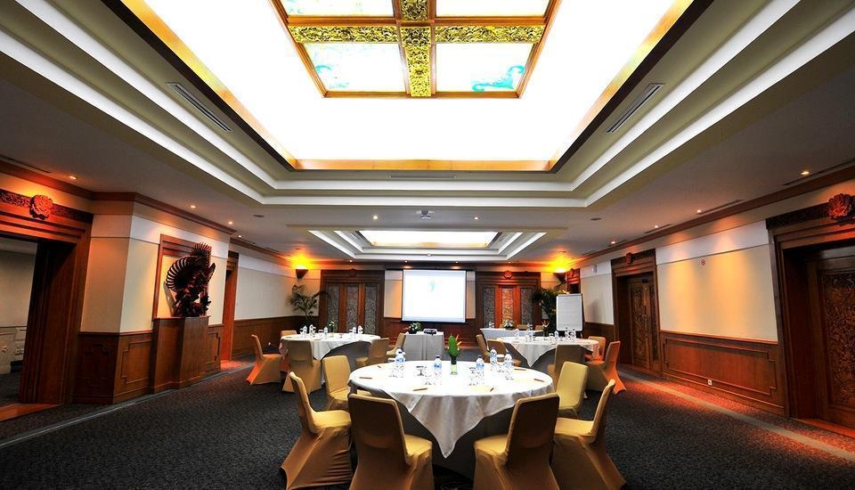 Prama Sanur Beach Bali Hotel Bali - Ruang pertemuan Garuda