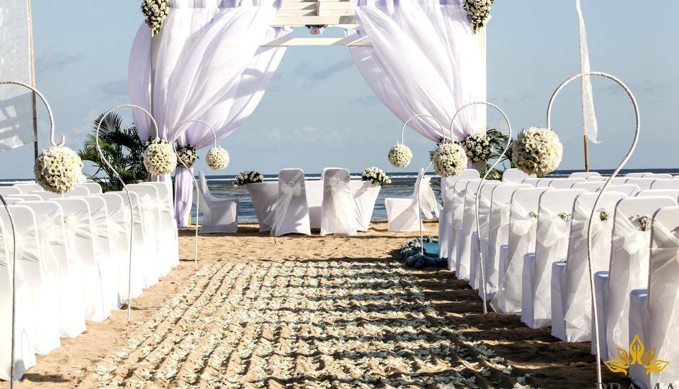 Prama Sanur Beach Bali Hotel Bali - pernikahan