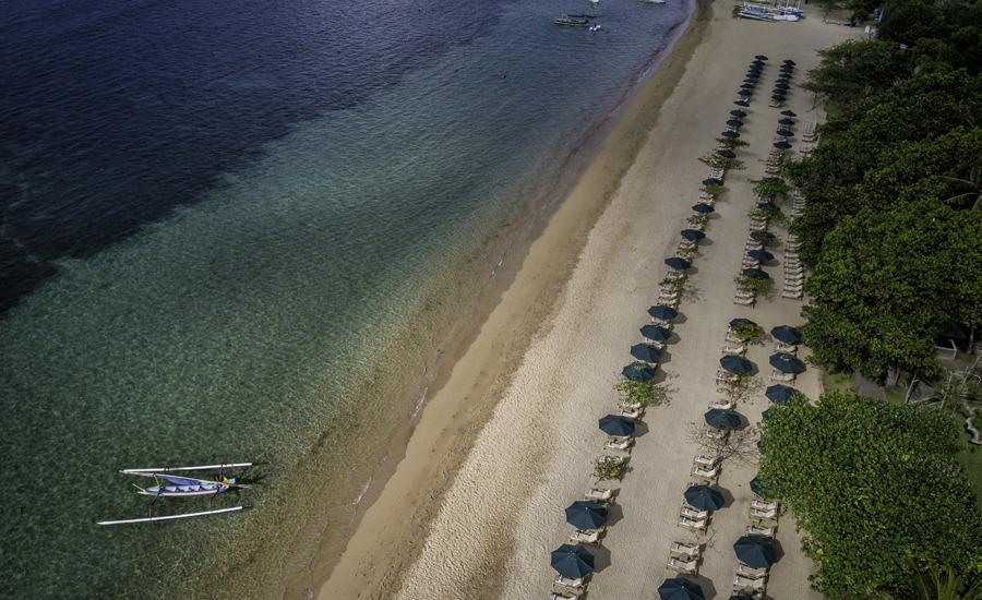 Prama Sanur Beach Bali Hotel Bali - Pantai airbird