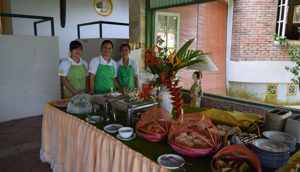 Hotel Deli River  Medan - Sarapan Pagi