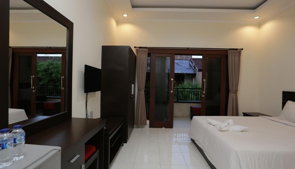RedDoorz Near Lippo Mall 2 Bali - Kamar tamu