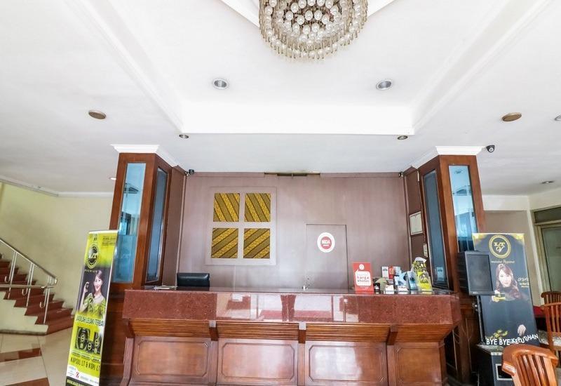 NIDA Rooms Tribrata 1 Museum Gondokusuman - Resepsionis