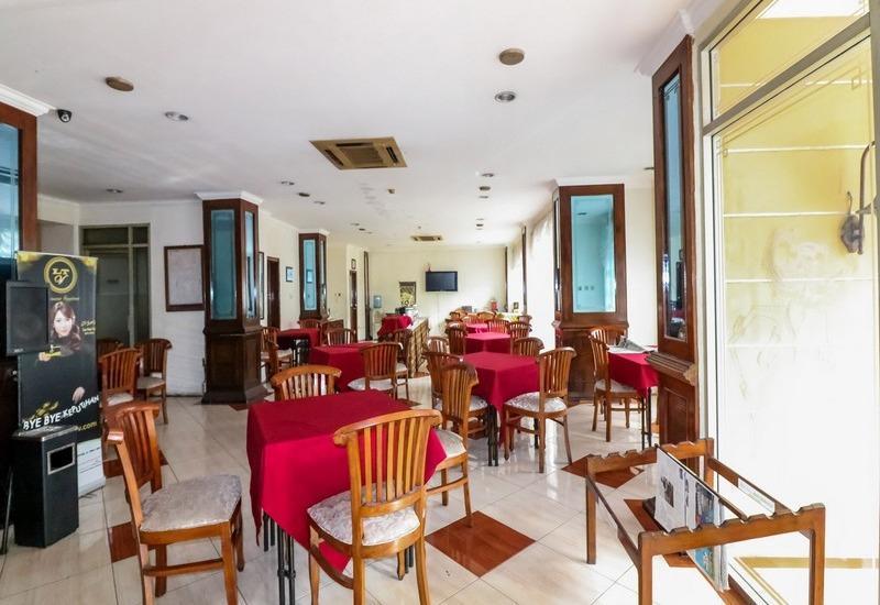 NIDA Rooms Tribrata 1 Museum Gondokusuman - Pemandangan Area