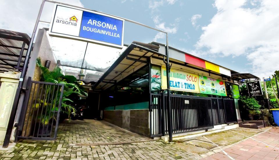 House Of Arsonia Jakarta - Building