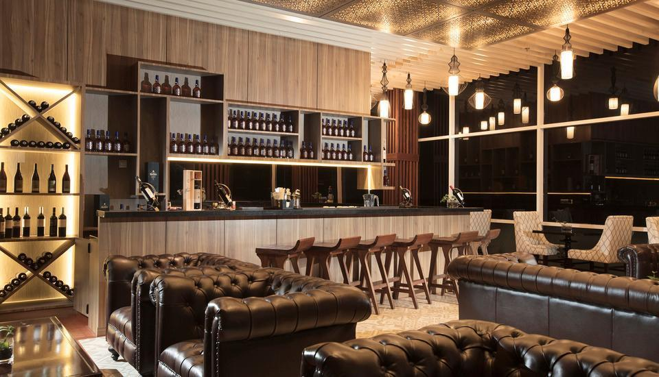 Best Western Premier Panbil Batam - Executive Lounge