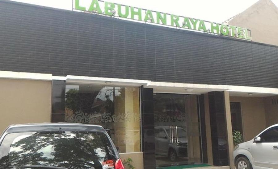 Hotel Labuhan Raya Medan - Eksterior