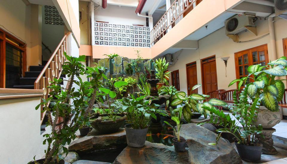 Vidi 2 Hotel Yogyakarta - taman