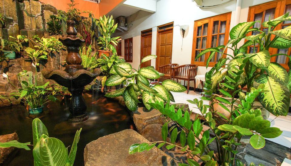 Vidi 2 Hotel Yogyakarta - view room