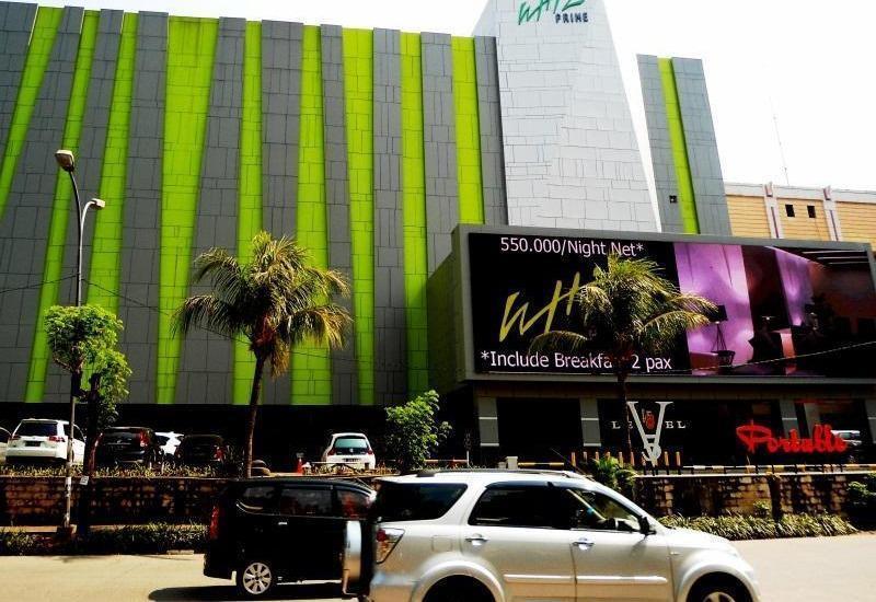 Whiz Prime Kelapa Gading - Gedung Hotel