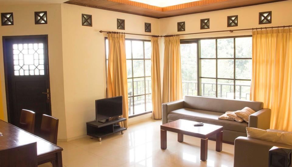 Gunung Geulis Cottages Managed by Royal Tulip Bogor - Three Bedroom Cottage