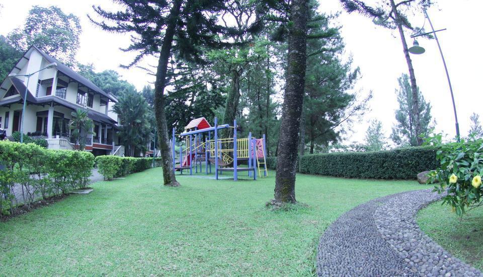 Gunung Geulis Cottages Managed by Royal Tulip Bogor - Eksterior