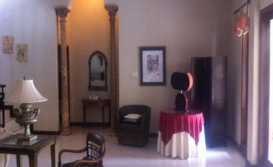 Villa Pakem Yogyakarta Yogyakarta - Interior
