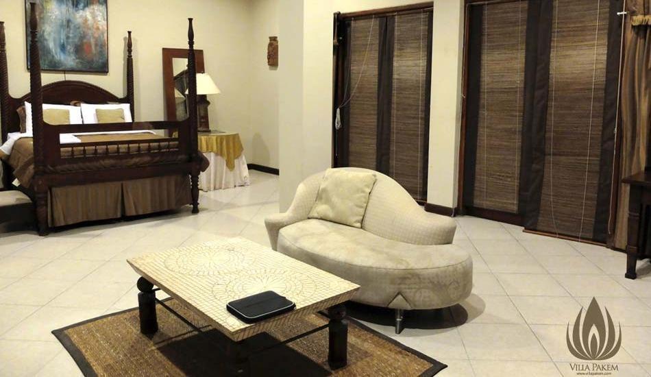 Villa Pakem Yogyakarta Yogyakarta - Kamar Master