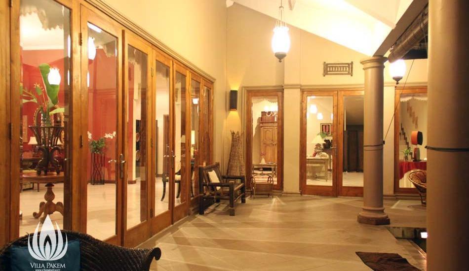 Villa Pakem Yogyakarta Yogyakarta - Teras