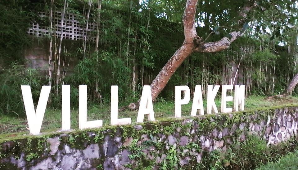 Villa Pakem Yogyakarta Yogyakarta - Villa Pakem