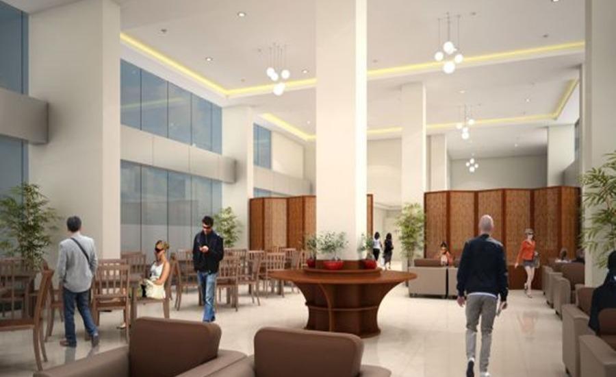 Win Grand Hotel Bekasi - Interior