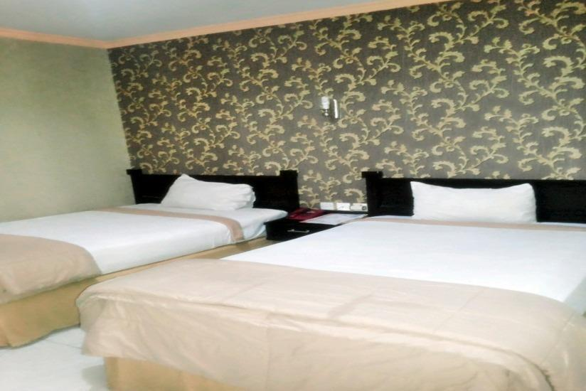 Grand Star Hotel Parepare - Deluxe Suite - Free Cuci Mobil Regular Plan