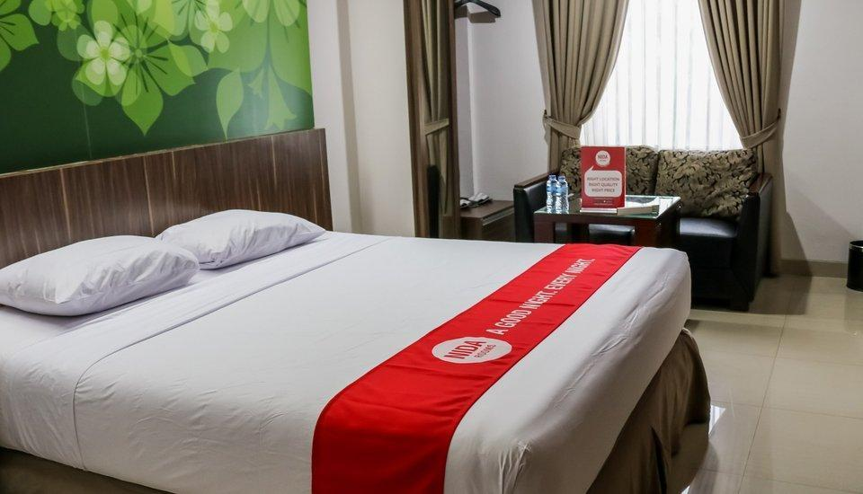 NIDA Rooms Pampang Raya Pulo Gadung Jakarta - Double Room Double Occupancy Regular Plan