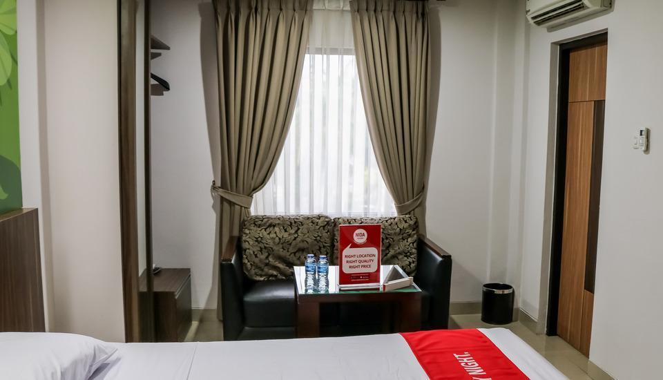 NIDA Rooms Pampang Raya Pulo Gadung Jakarta - Kamar tamu